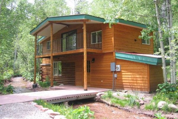 Apt 41...Creekside Cabin